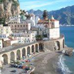 Transfer from Naples to Sorrento and Amalfi Coast