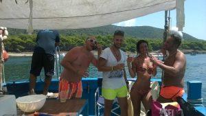 Boat Trips in Castellabate-Amalfi-Capri