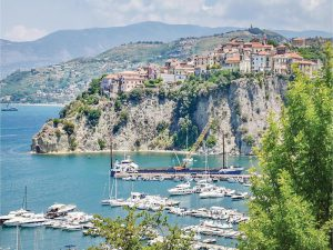 Transfer from Naples airport to Agropoli